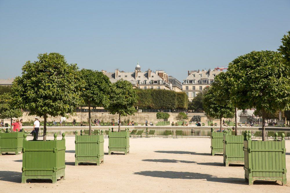 Tuilerieën